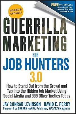 Guerrilla marketing for Job Hunters 3.0: Book cover
