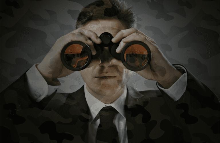 Secrets of the Job Hunt – #1 Be Hunted